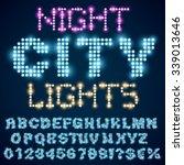 Night City Lights Lamp Neon...