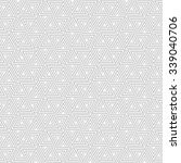 pattern with stripped triangles.... | Shutterstock .eps vector #339040706