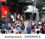 montreal  quebec  canada   ... | Shutterstock . vector #339049415