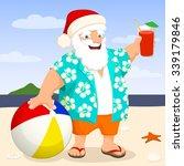 vector illustration of a warm...   Shutterstock .eps vector #339179846