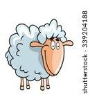sheep | Shutterstock . vector #339204188