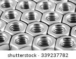 nuts and bolts | Shutterstock . vector #339237782