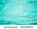bokeh light background in the... | Shutterstock . vector #339348902