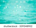 bokeh light background in the... | Shutterstock . vector #339348902