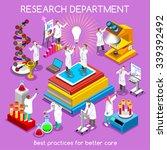 pharmaceuticals industry... | Shutterstock .eps vector #339392492