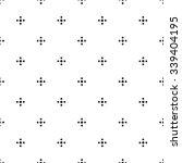 vector seamless pattern.... | Shutterstock .eps vector #339404195