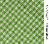 checkered tablecloth  checkered ... | Shutterstock . vector #339409772