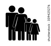 family icon | Shutterstock .eps vector #339425276