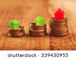 real estate mortgage concept... | Shutterstock . vector #339430955
