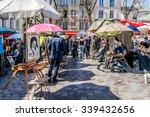 paris  france   april 23  2015  ... | Shutterstock . vector #339432656
