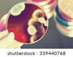microbiology.   Shutterstock . vector #339440768