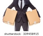 Young Happy Businessman With...