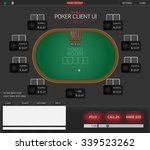 poker client user interface  ui ...