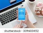 alushta  russia   october 29 ... | Shutterstock . vector #339603452