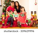 Happy Indonesian Family On...