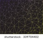 abstract colorful outline of... | Shutterstock .eps vector #339704402