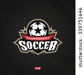 modern professional logo for a... | Shutterstock .eps vector #339751646