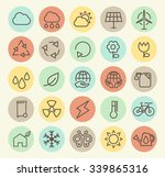 set of isolated universal... | Shutterstock .eps vector #339865316