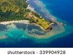 aerial view  komodo island ... | Shutterstock . vector #339904928