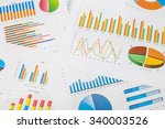Colorful Chart Graph