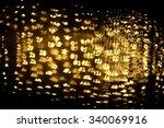 2016 bokeh shape lighting  | Shutterstock . vector #340069916