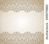floral oriental pattern. raster ... | Shutterstock . vector #340070882