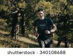 yalta  russia   october 31 ...   Shutterstock . vector #340108688