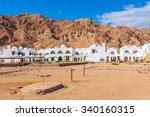 dahab  sinai peninsula  egypt ...   Shutterstock . vector #340160315