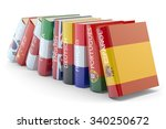 foreign languages learn and... | Shutterstock . vector #340250672