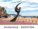 lloret de mar  spain  ... | Shutterstock . vector #340251566