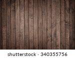 grunge wood panels  | Shutterstock . vector #340355756