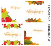set of white backgrounds with...   Shutterstock .eps vector #340364258