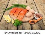 protein. | Shutterstock . vector #340366202