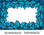 beautiful background with lot... | Shutterstock . vector #340440635