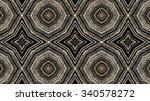 authentic jewel background | Shutterstock . vector #340578272