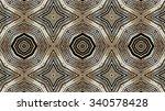 authentic jewel background | Shutterstock . vector #340578428