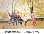 defocused and blurred image for ... | Shutterstock . vector #340604792