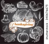 """thanksgiving day set on the... 