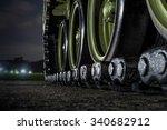 military tank.   Shutterstock . vector #340682912