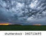 Impressive Cloudy Sky In The...