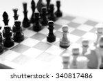black   white checkerboard with ...