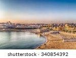 bay of otranto  greek messapian ... | Shutterstock . vector #340854392