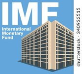 international monetary fund ... | Shutterstock .eps vector #340932515