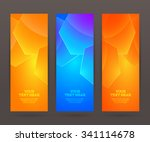 design elements business... | Shutterstock .eps vector #341114678
