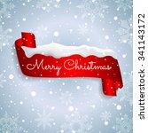 winter card merry christmas ...
