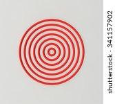 geometric shape | Shutterstock . vector #341157902