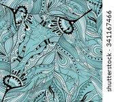 seamless pattern background... | Shutterstock .eps vector #341167466