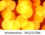 abstract light bokeh background ... | Shutterstock . vector #341221286
