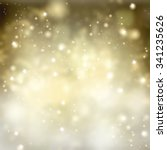 christmas dark silver ... | Shutterstock . vector #341235626