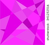 abstract triangle violet... | Shutterstock .eps vector #341252516